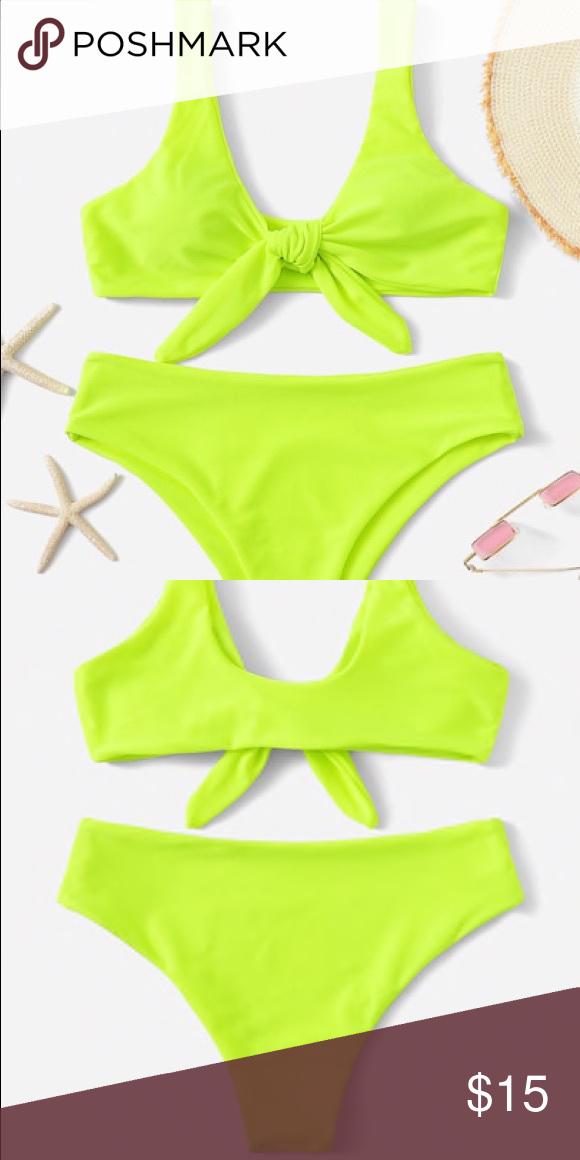 ab4e4bf862 Bikini Set Brand new and Never used bikini from Romwe Size  Medium Price  Negotiable ROMWE Swim Bikinis