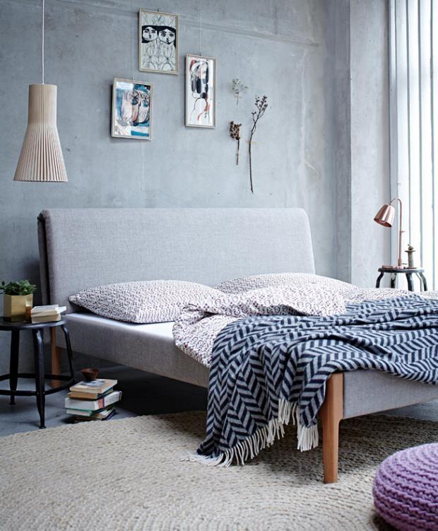 Einrichten Die besten Wohntipps aller Zeiten 100 euro - wandfarbe im schlafzimmer erholsam schlafen
