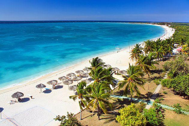 playa ancon cuba Sitios turísticos en Cuba