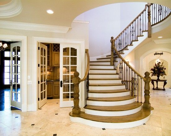 Best Awesome Classic Staircases Design Wooden Steps Staircase 400 x 300