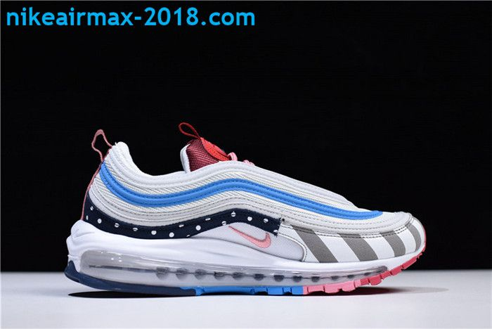 7e509018d5 Buy Nike Air Max 97 OG Wolf Grey Solar Red Vivid Purple 921733-009 ...