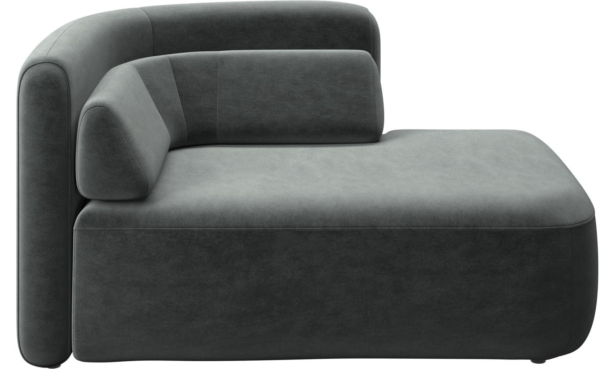 Ottawa 1 5 Seater Open End Right Side Modular Sofa Boconcept Modern Modular Sofas