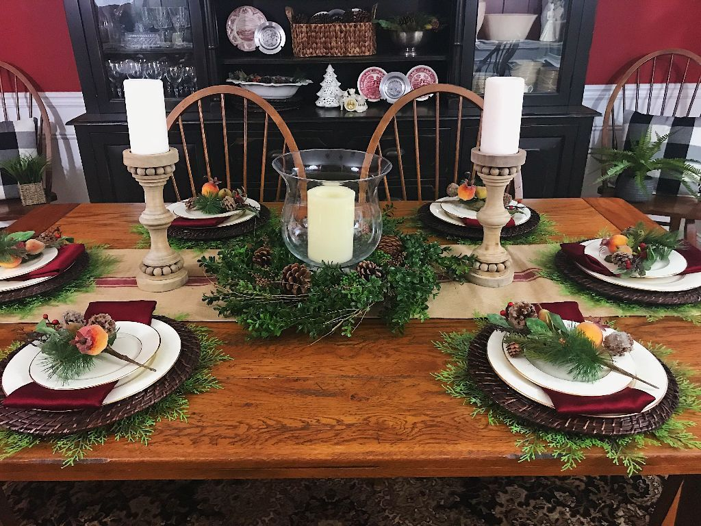 winter table setting ideas stacy ling blog winter table table rh pinterest com