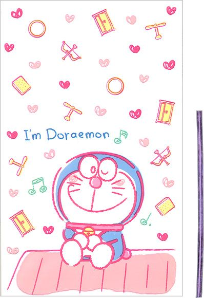 Gambar Wallpaper Doraemon Pink