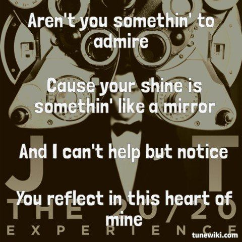 Mirrors By Justin Timberlake So Put Your Hand In My Hand With