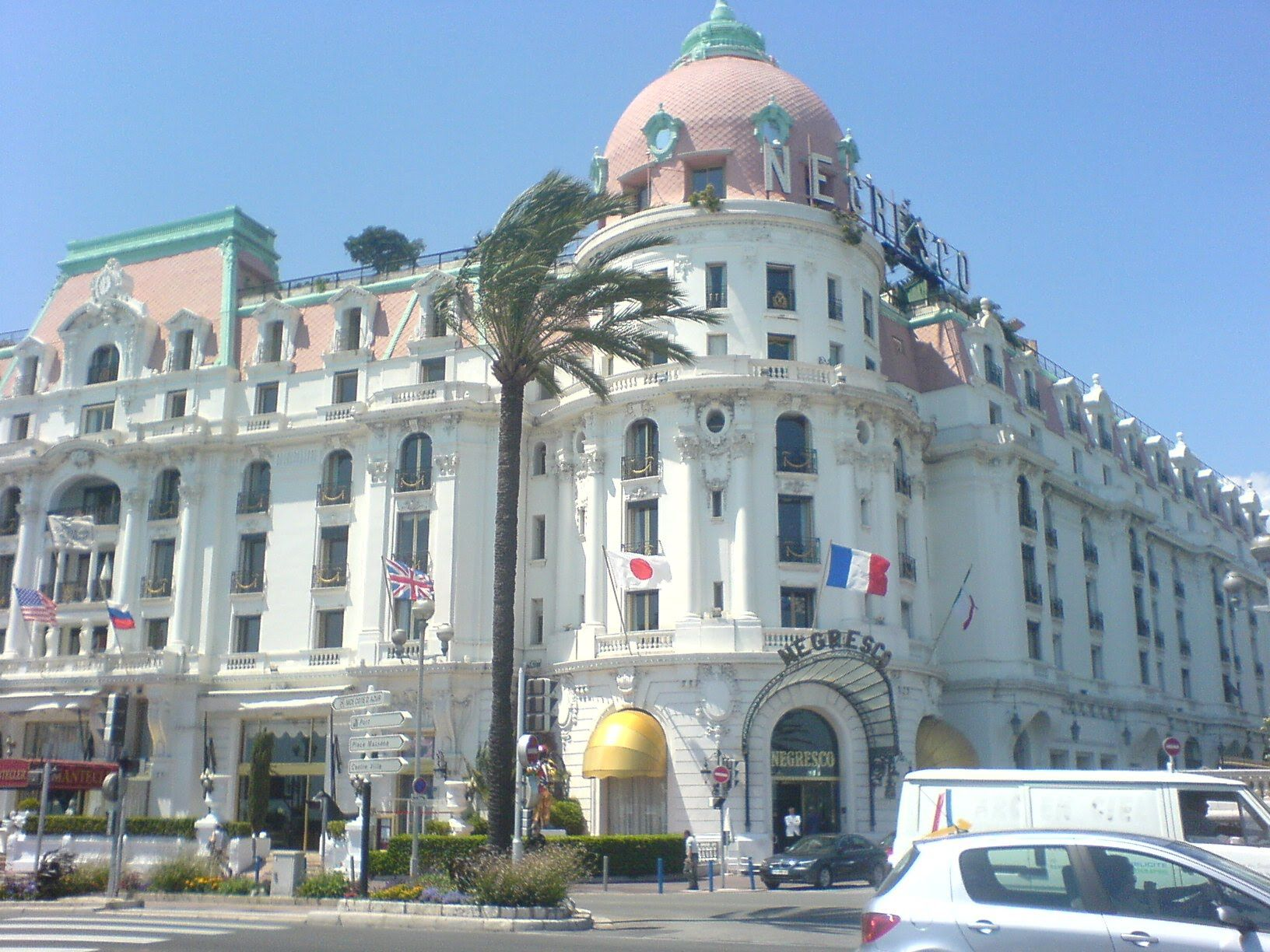 One Of The Greatest And The Most Expensive Hotels In The World Beautiful 5 Stars Luxury Hotel On The Promenade Des Life Is An Adventure Historic Hotels Hotel