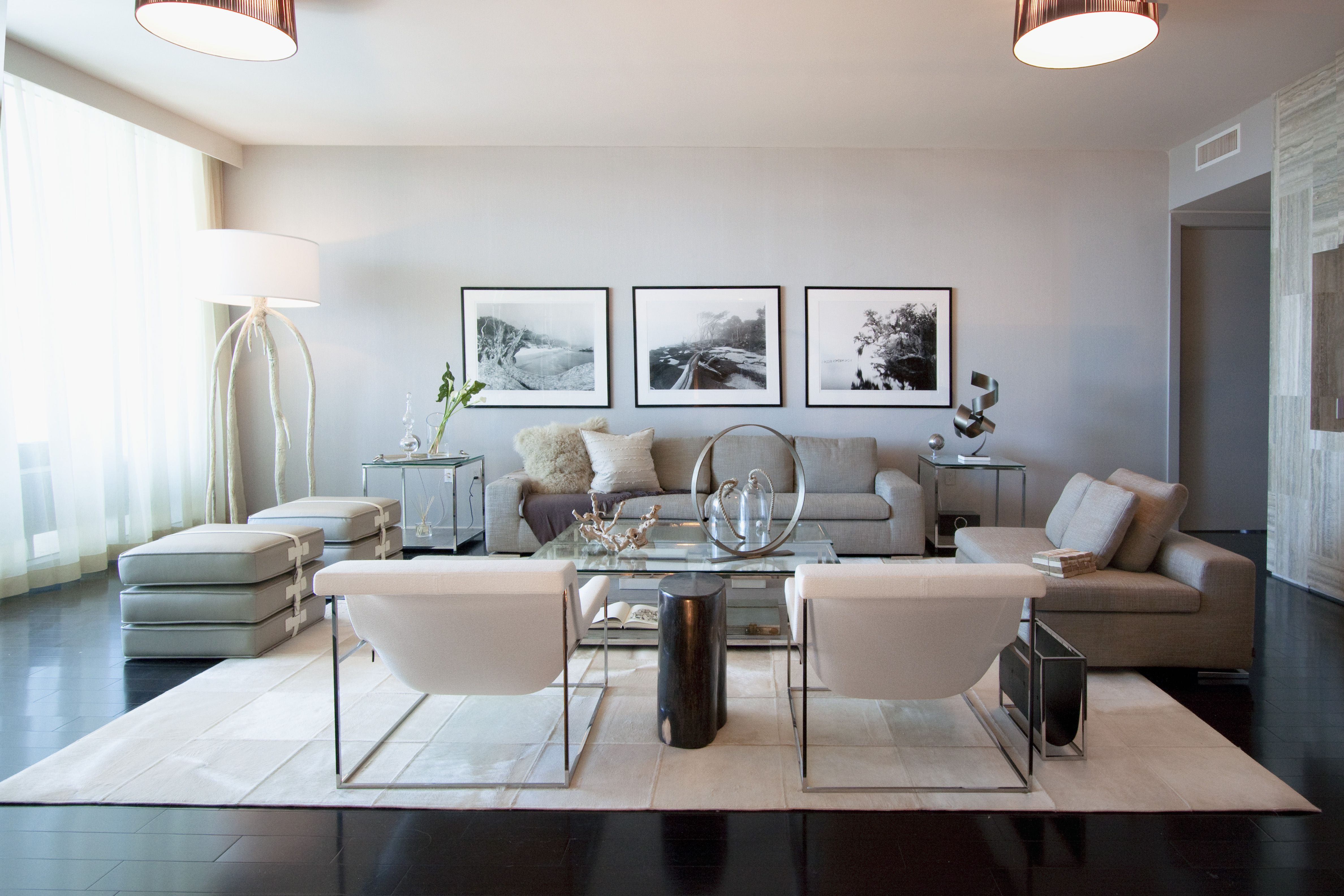 2 Living Room_1  Интерьер  Pinterest  Living Rooms Salons And Gorgeous Living Room Miami Design Decoration