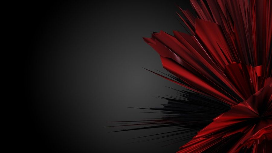 Black Red Abstract Wallpapers 1920x1080 And 73