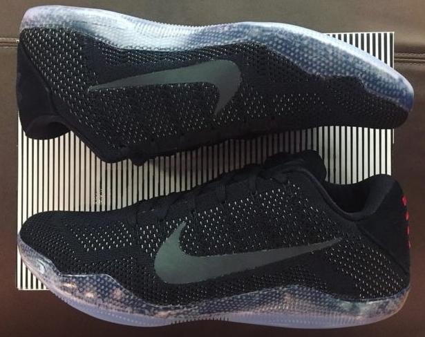 The Stealthy Nike Kobe 11 Elite Black Space