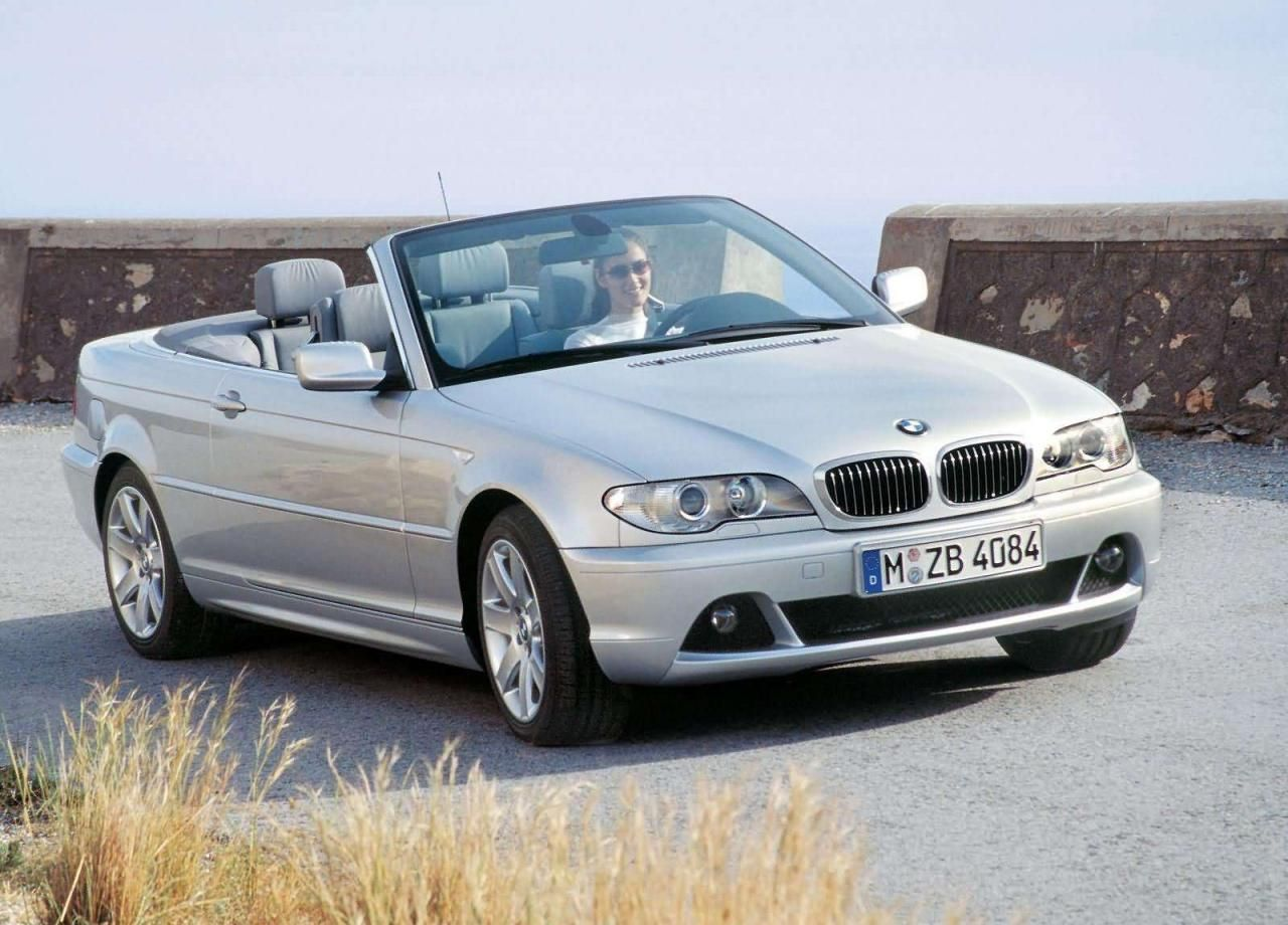 2004 Bmw 330ci Convertible With Images Bmw Convertible Bmw