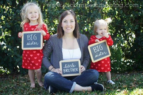 Baby Number 3 Announcement | Little Brother