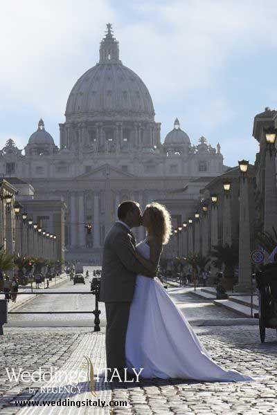 Wedding At St Peter S Basilica