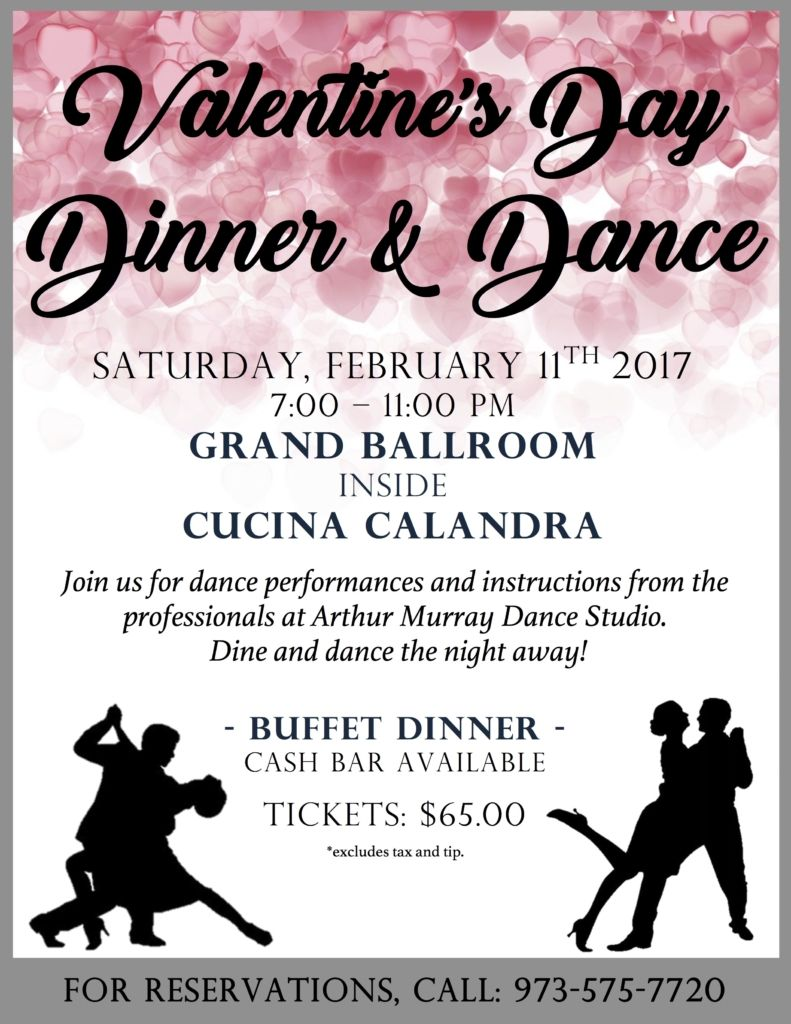 Cucina Calandra Restaurant Celebrate Valentine S Day This Year With