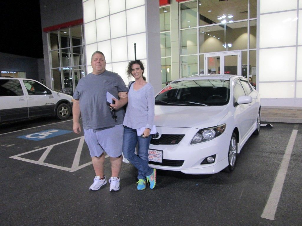 Exceptional Welcome To The Walters Toyota Nissan Family, Loughery Family Of Louisa, KY  As They