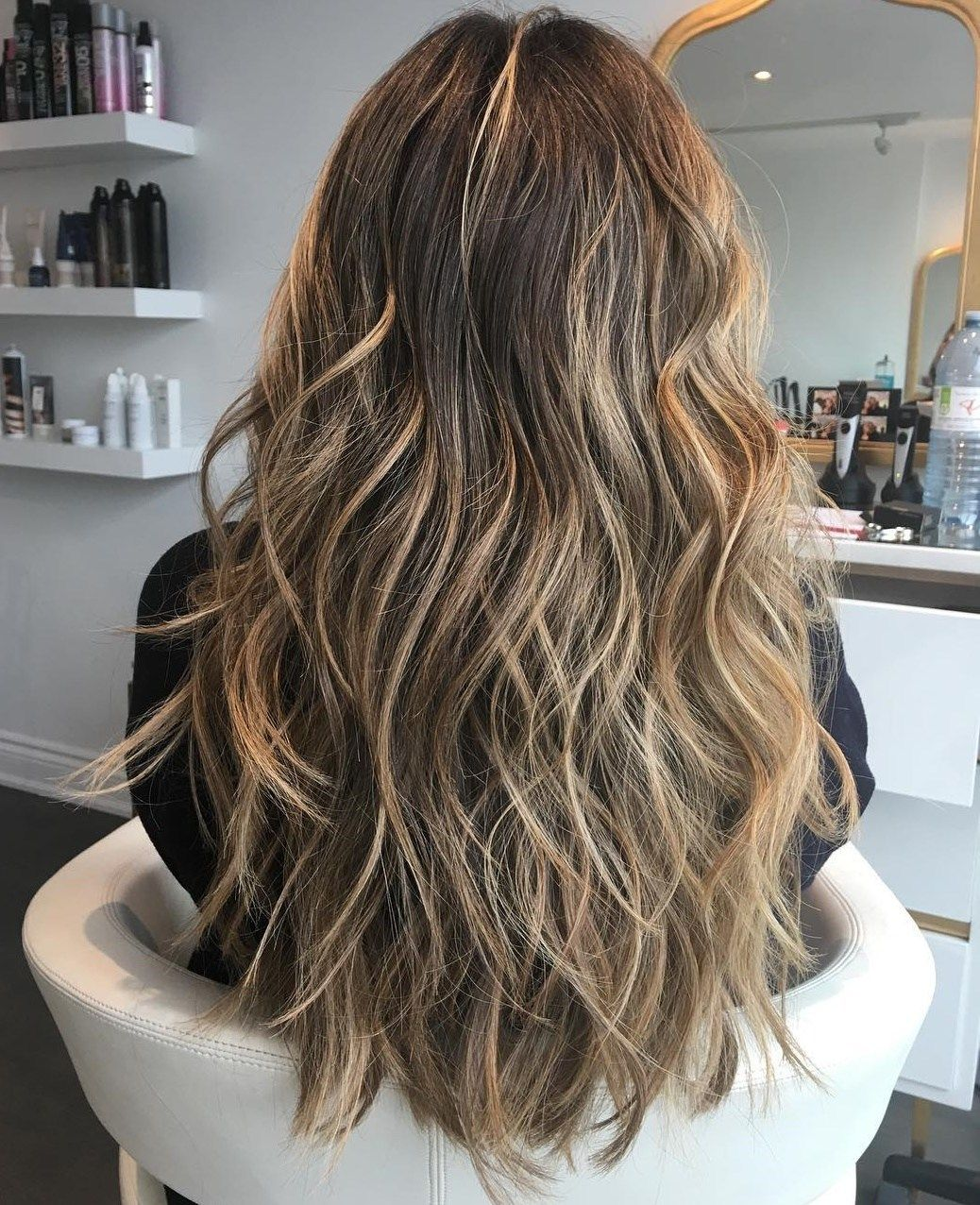 50 New Long Hairstyles With Layers For 2020 Hair Adviser Long Layered Hair Haircuts For Long Hair Long Hair Waves