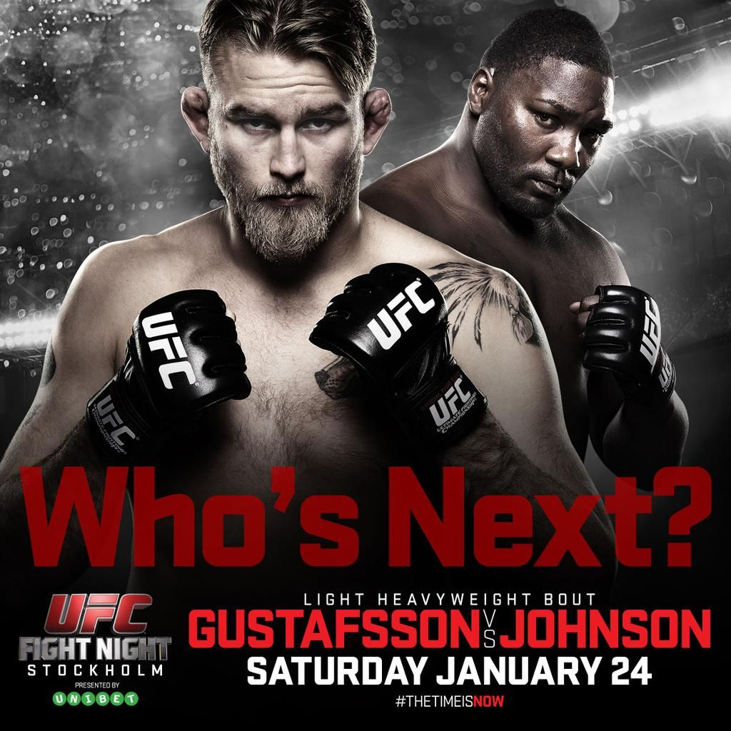 UFC on Twitter Ufc fight night, Ufc poster, Ufc boxing