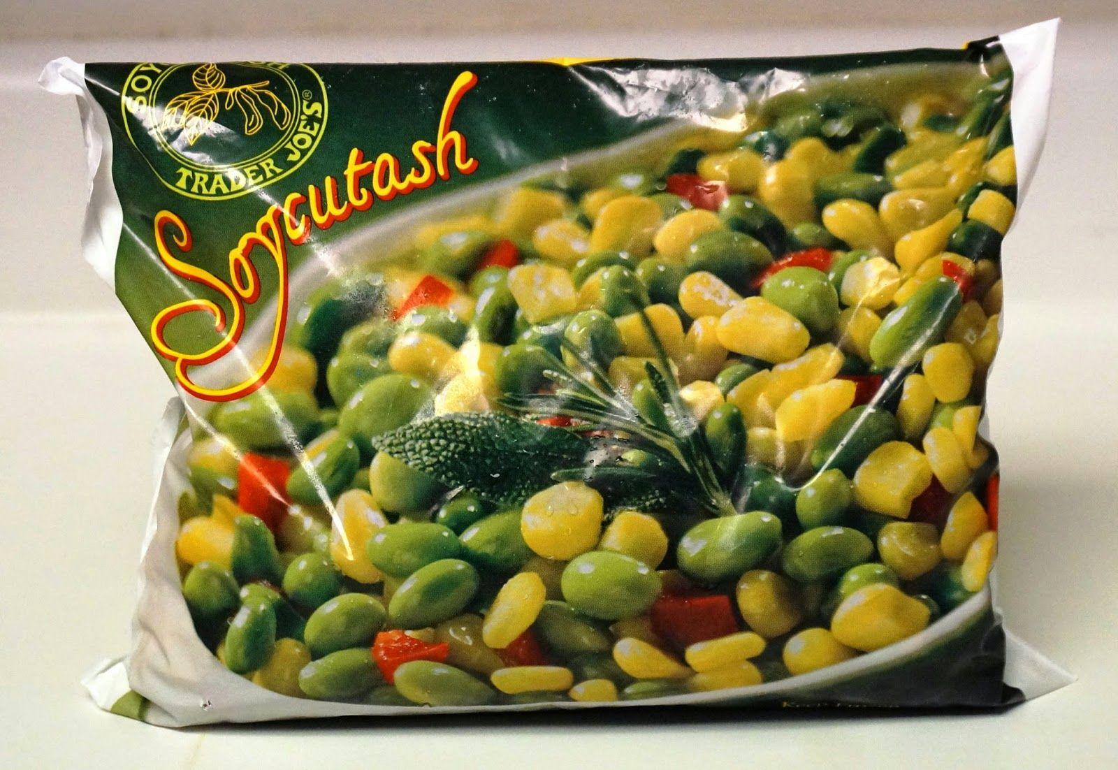 Trader Joe S Soycutash High Protein Vegan Cooking Recipes