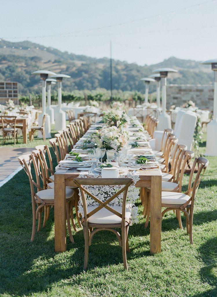 An elegant table setup by Cassandra Bette Events ...
