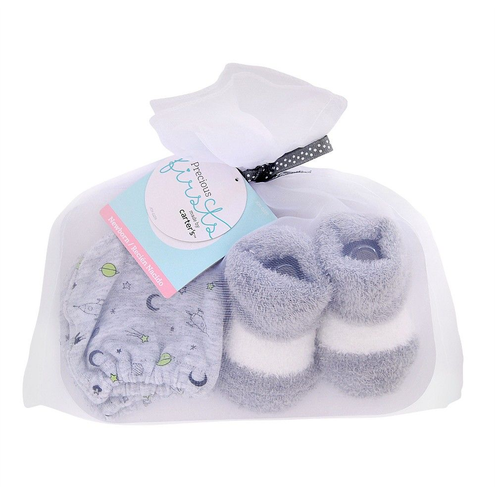 Just one you made by carters baby boys mittensbootie