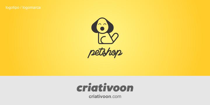 Logotipo Logomarca Para Petshop Criativoon Logotipo Logomarca Logotipos