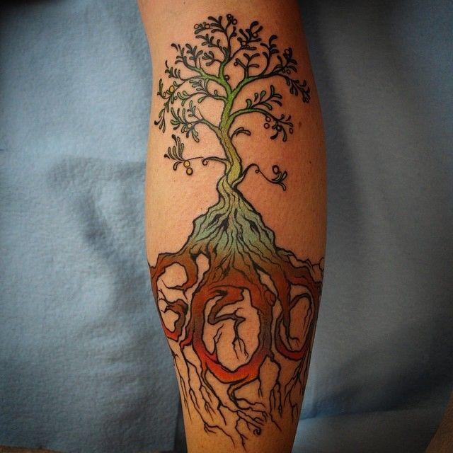 Tatouage homme mollet  Découvrez notre compilation de dessins pour les  garçons à se faire tatouer sur le mollet en visionnant 50 motifs en tout  genre