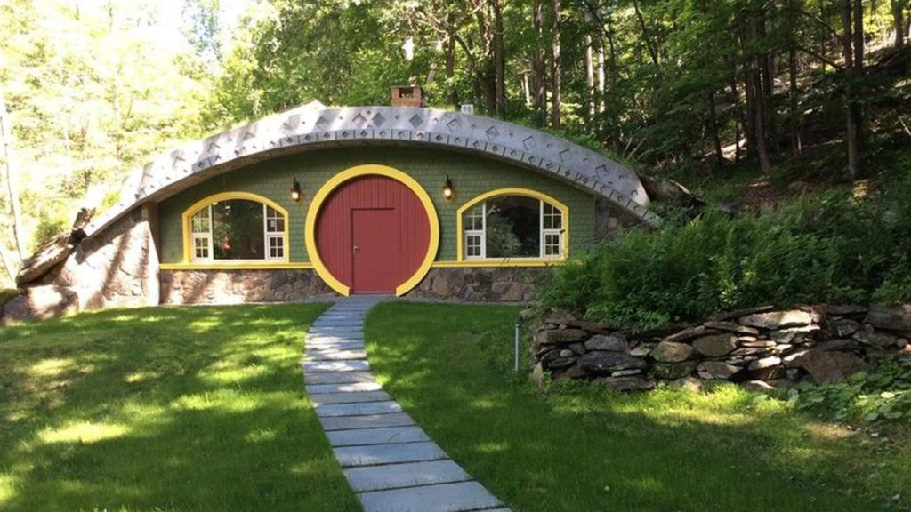 The Shire Is Calling Live In A Hobbit House Only 90 Minutes