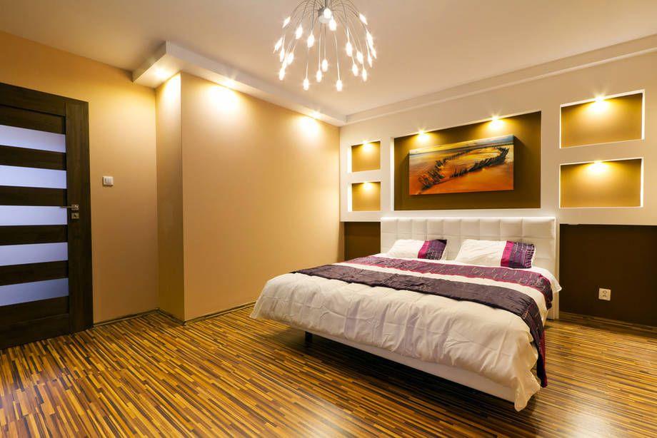 idee originali e glam per la camera da letto | lampade e led ... - Lampada Per Camera Da Letto