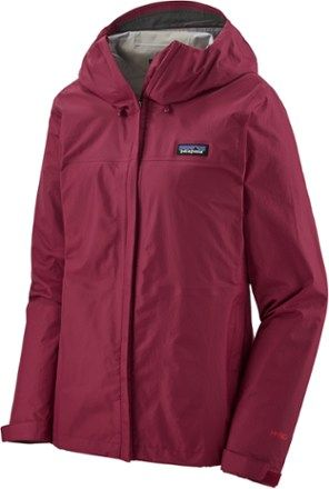 Photo of Patagonia Damen Torrentshell 3L Jacke Roamer Red XS