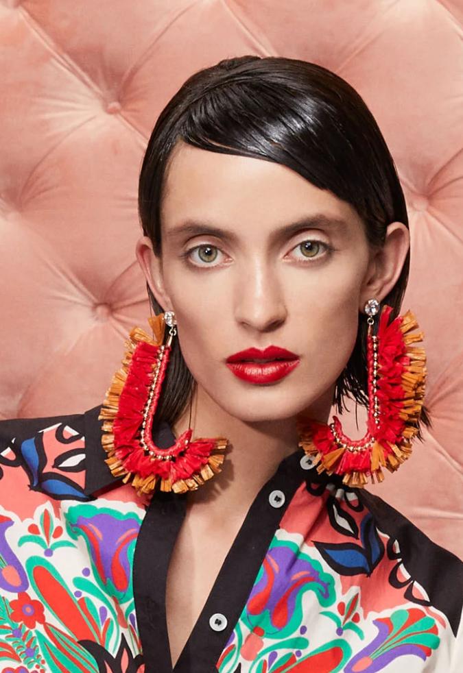 La DoubleJ Resort 2021 Fashion Show   Runway jewelry ...