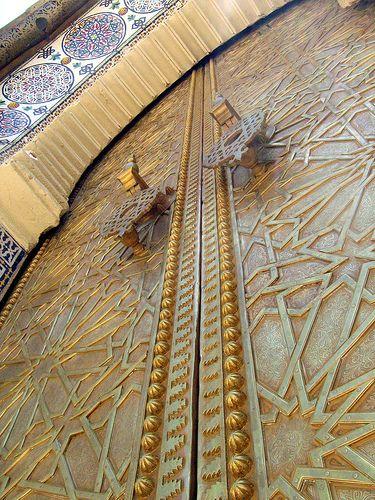 Front Door Hassan Mosque Morocco Dream Vacations Front Door