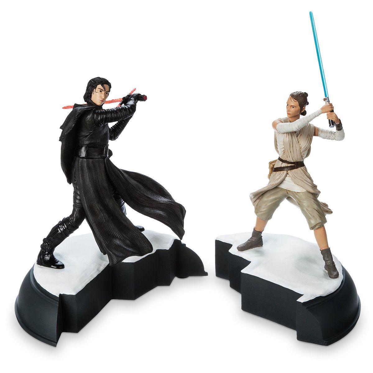 Ren Rey Force And Set Figurine Kylo Star Awakens WarsThe rdsChQBtx