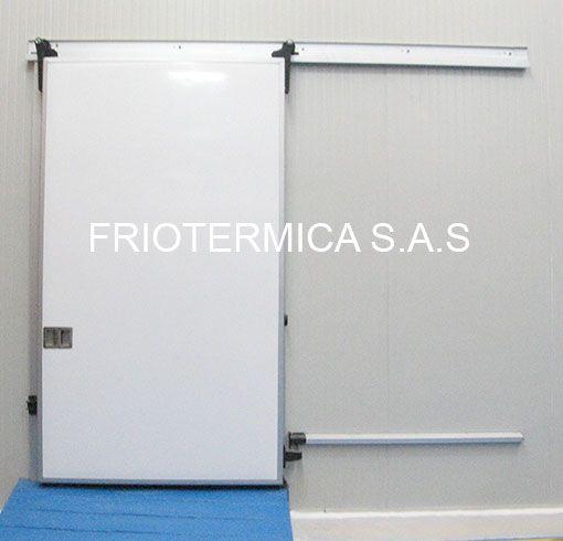 Friotermica S A S Puertas Para Cuartos Frios Puertas Para Cuartos Cuartos Puertas