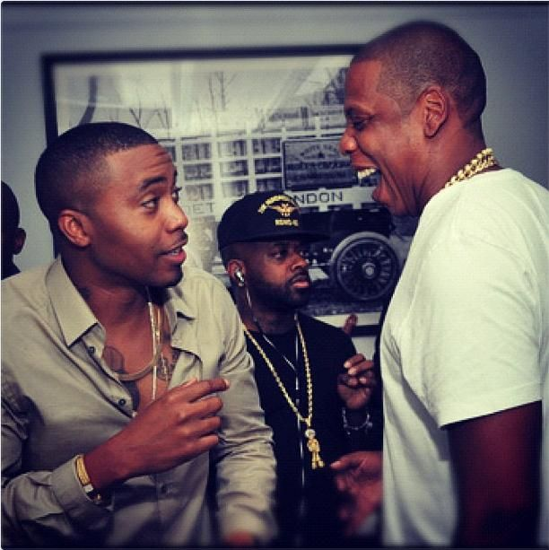 nas and jay-zstill laughing all the way to the bank Love - fresh jay z blueprint 3 lyrics what we talkin about