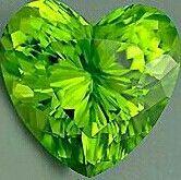 Green Heart Bling