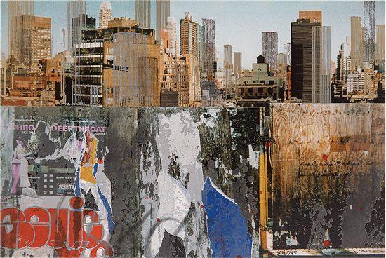 Gottfried Salzmann Post No Bills Kunst Online Kunst Kunstwerke