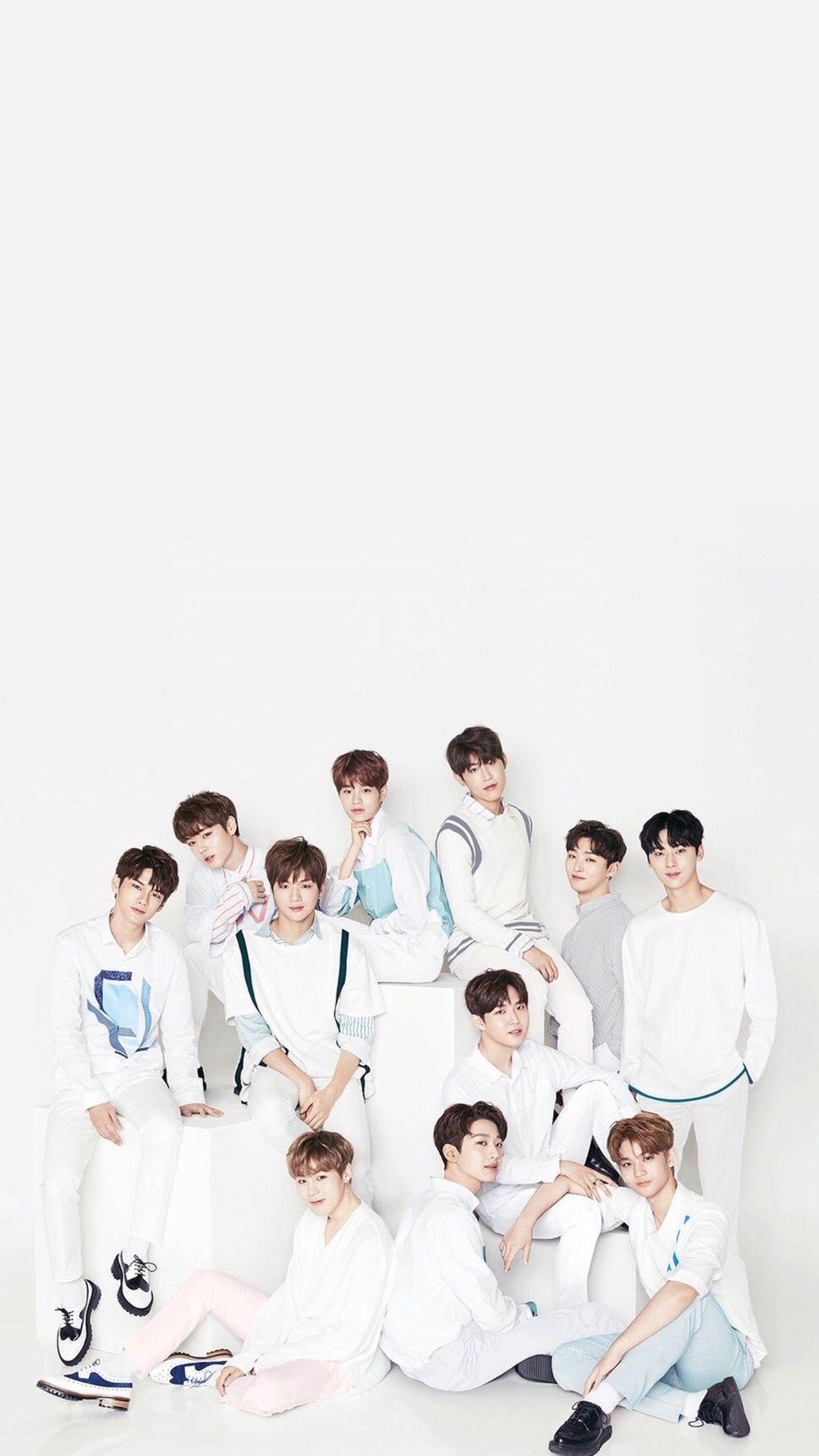 Wanna One Wallpaper Wallpapers Wallpaper Kpop Lock Screen