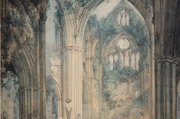 Welsh History Month: Painting the past, Turner's visit to Wales #visitwales