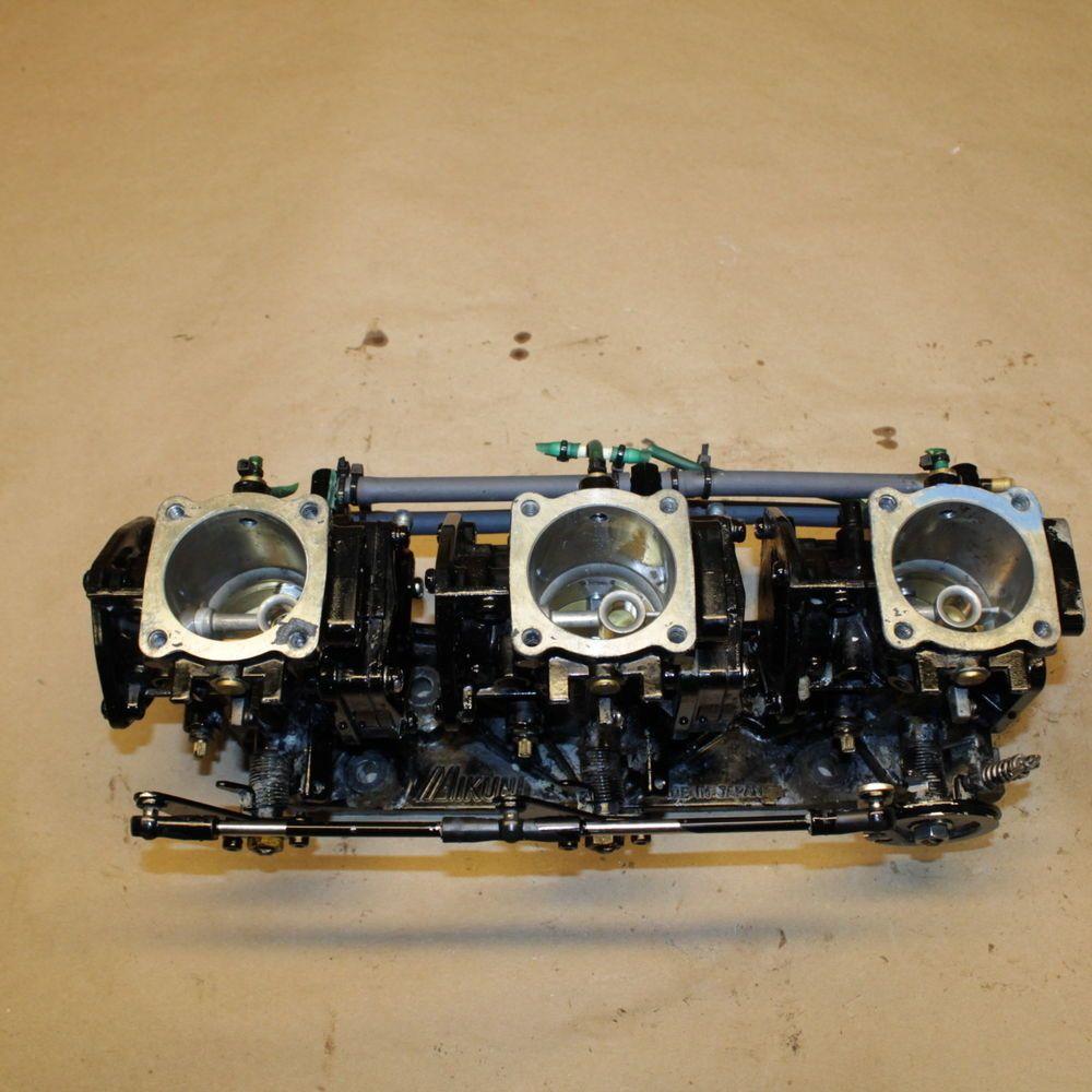 Yamaha 1997-1999 GP1200 Carburetor Assembly Carbs 65U-14301