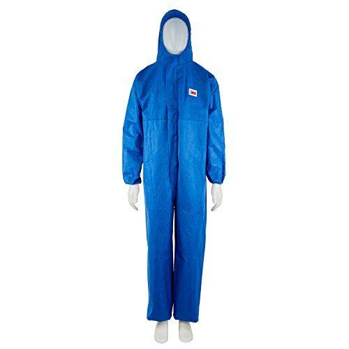 Cheap 3M 4515BM Protective Coverall - Medium Blue deals week