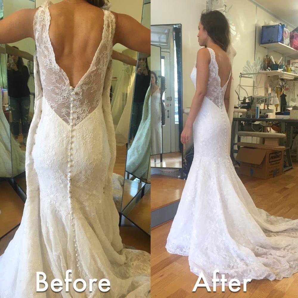 Wedding Dress Alterations Near Me  Stylish wedding dresses