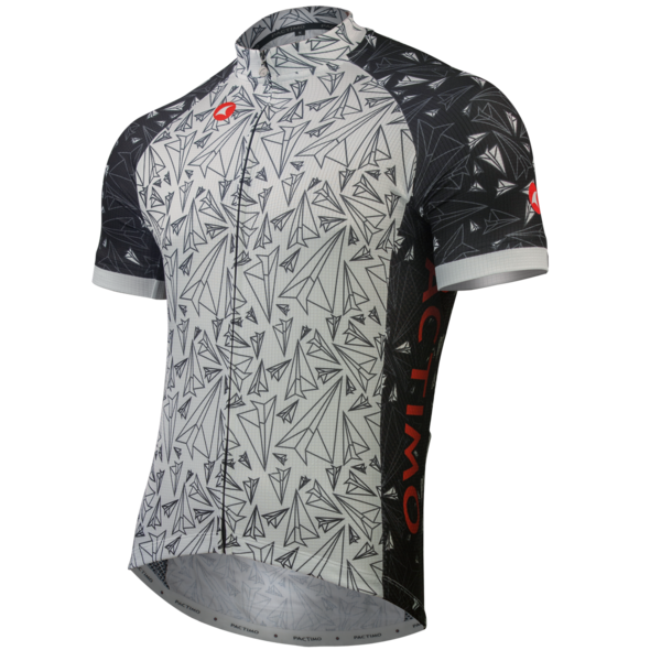 Paper Flight Cycling Jersey Design For Men Created By Staff Members Testing Out New Ideas And Designs Matchi Cycling Jersey Design Jersey Design Biking Outfit