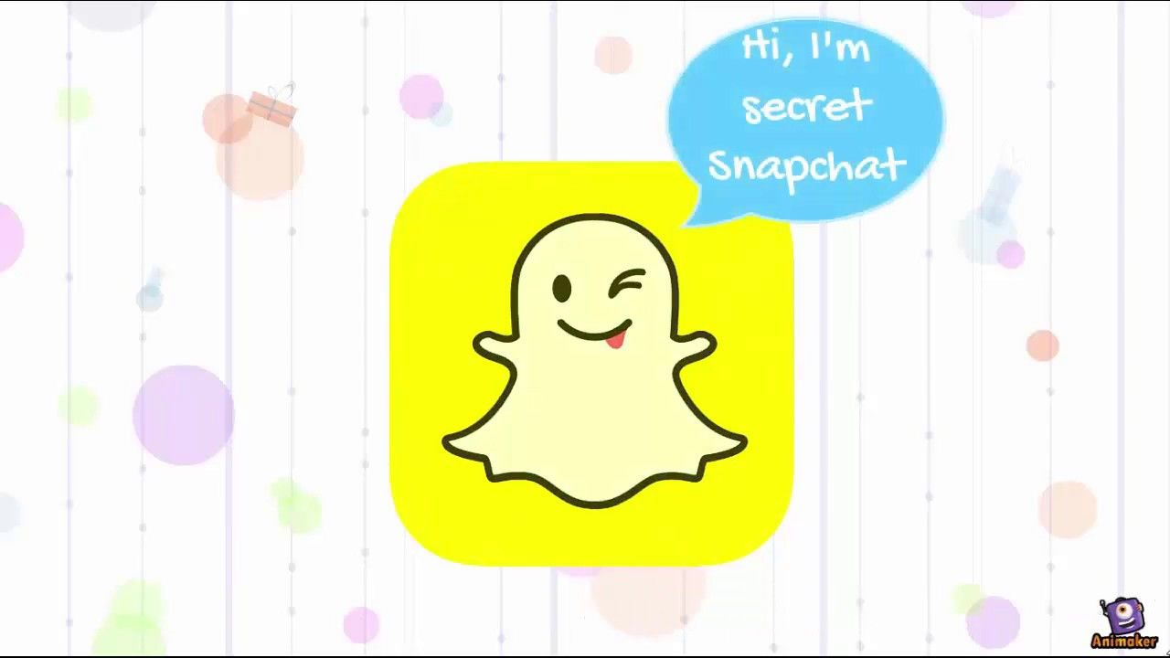 A Funny Animated Short Video About Snapchat Logo D Animation Snapchat Logo Animated Images