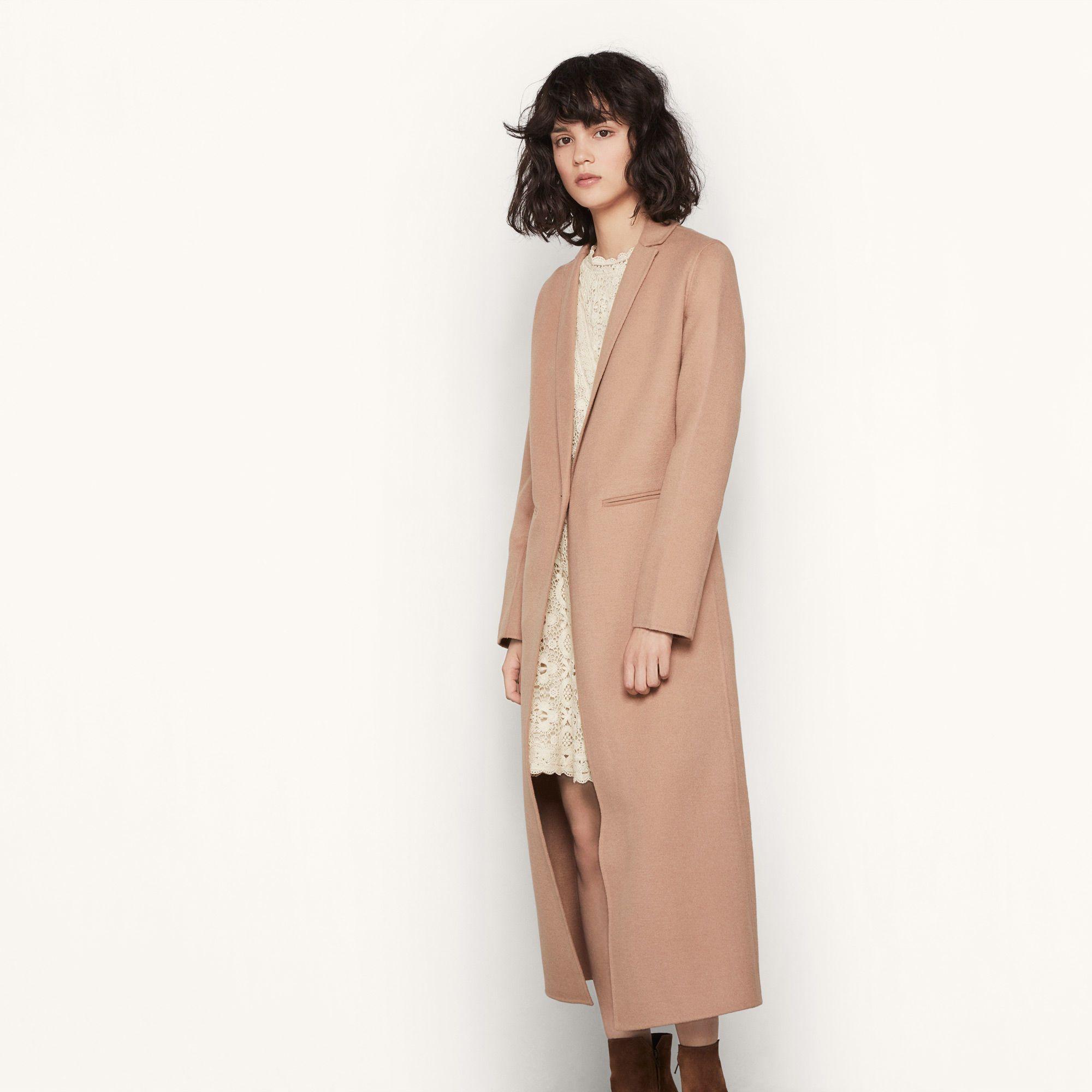 GALAXIE Collection Maje | Mode vetement, Coat, Chiffon