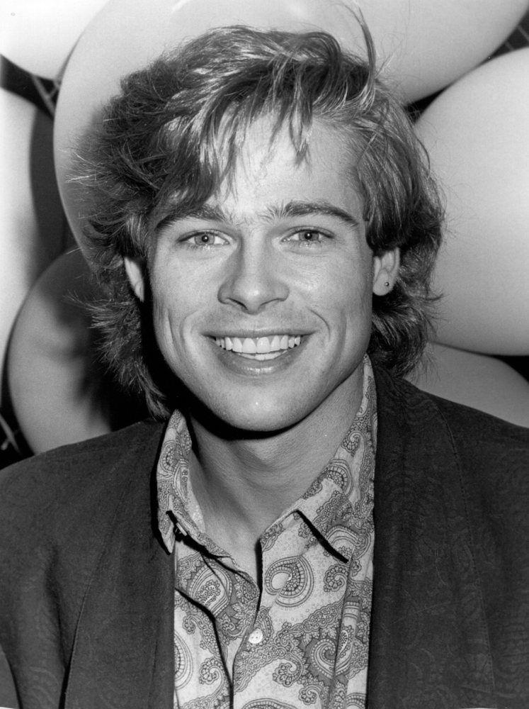 Los 'estilismos' de Brad Pitt