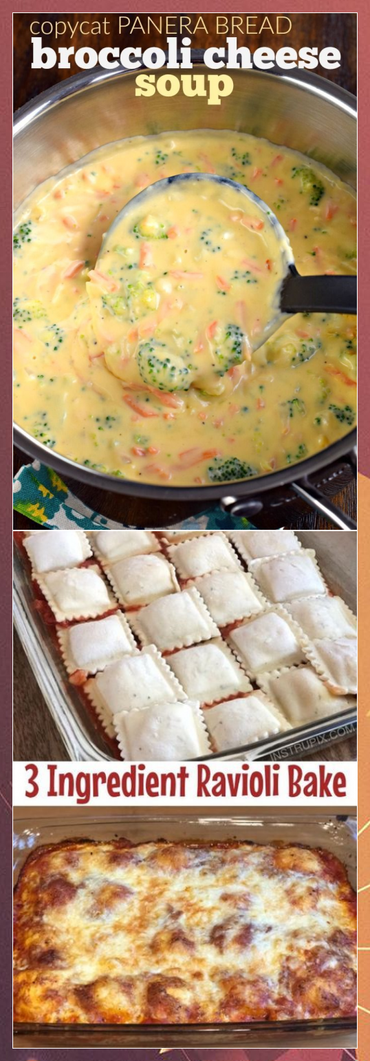 #Broccoli #CHEESE #Clean #Copycat #Eating #Minutes #Panera #perfec #Ready #Soup