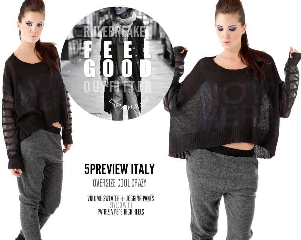 5PREVIEW * Onlineshop #Rulebreaker #Fashion #Mode #Casual #Oversize