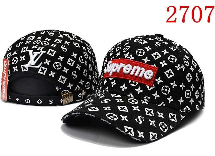 Louis Vuitton Supreme Cap Adjustable Back  40bab8357f8