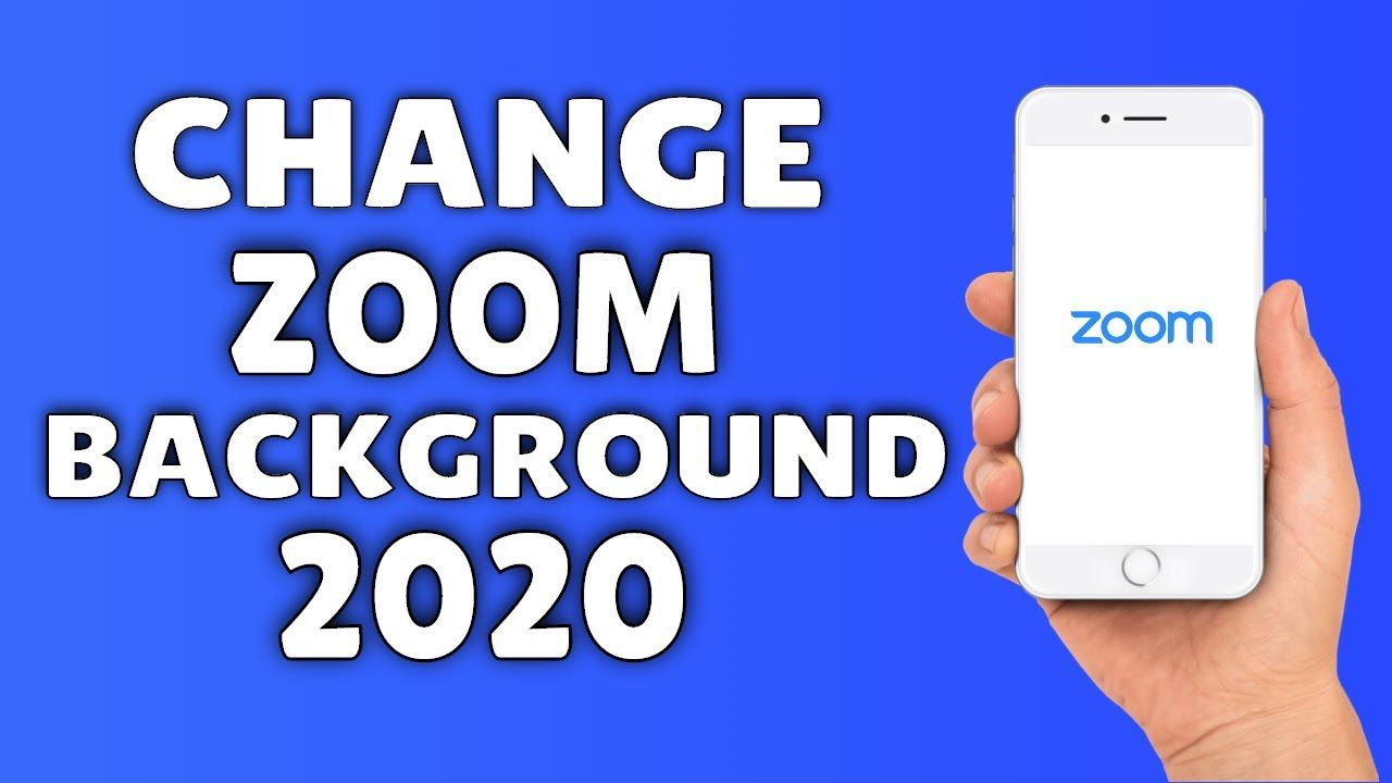 How To Change Background On Zoom On Iphone Android Change Background Iphone Background