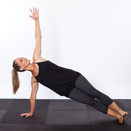 Best Yoga Poses For Flat Abs