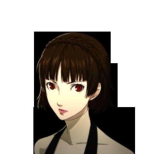 Makoto Niijima S Portrait In 2020 Persona 5 Makoto Persona 5 Makoto Niijima